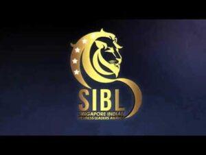 Singapore Indian Business Leadership Award (SIBL)